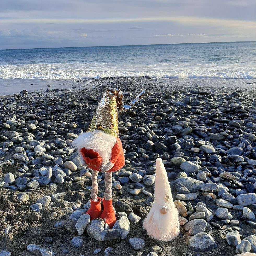 гномы на море